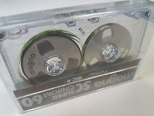 Magna reel-to-reel SuperChrome C-60 audio cassette