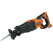 AEG 18V Li-Ion Cordless Orbital Action Reciprocating Saw - SKIN ONLY