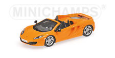 Minichamps 1:87 McLaren 12C Spider 2012 - orange
