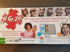 J I GAZO PUZZLE, 300 PUZZLE PIECES INCLUDED