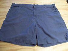 Cherokee Heavy Twill Cotton 5 Pocket Carpenter Shorts SZ 46 Graphite Gray