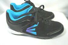 Easton 360 Instinct Low Womens 8.5 Baseball Cleats Black, Blue