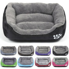 New listing Pet Dog Cat Bed Puppy Cushion Sleeping House Warmer Kennel Soft Mat Pad Blanket