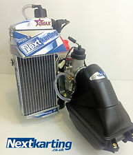 NEXTKARTING ROTAX RADIATOR STICKER KIT - KART