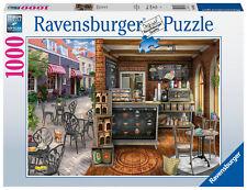 RAVENSBURGER PUZZLE*1000 TEILE*QUAINT CAFE*RARITÄT*NEU+OVP