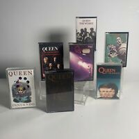 Queen Cassette Tapes Collection Bundle/Joblot x 7 Job Lot Rock