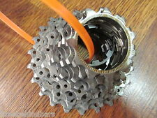 SHIMANO DURA ACE  CS-7800 11-23 10 SPEED CASSETTE WITH NO LOCK RING
