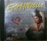 RARE CD EMMANUELLE Emmanuelle AB HIT 1987 FRANCE Pop Chanson Europop OOP