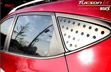 Decal-X Carbon C Pillar Mask 2P 1Set For Hyundai Tucson ix 2010 2013