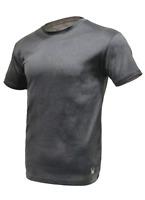 NWT $45 SPYDER Men Crew Neck Shirt T-Shirt Classic Pro-Fiber Logo Gray  S M L XL