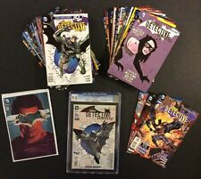 BATMAN DETECTIVE COMICS #1 - 52 Comic Books + Issue #27 Special Edition CGC 9.8