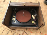 GARRARD early Model RC80M 3 speed idler wheel turntable Record Changer RC80