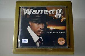 CD0775 - Warren G. - In the Mid-Nite Hour - Hip-Hop