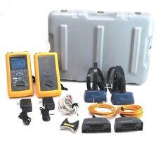 Fluke Dsp-4100 Cable Analyzer Dsp-4100Sr Smart Remote - Dsp-Fia420 - Dsp-4000