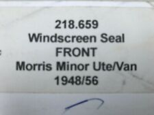 MORRIS MINOR UTE / VAN FRONT WINDSCREEN SEAL