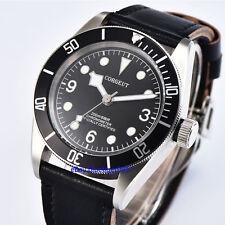 Sapphire Glass 41mm Japan Miyota Movement Waterproof 10 ATM Corgeut Watch Parnis