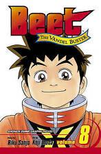 Beet the Vandel Buster, Sanju, Riku, New Book