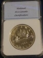 Canada 1965 Silver Dollar  MS-69 Proof Like