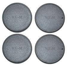 JJC LR-17 Lens Rear Cap+ Body Cap Samsung NX-M NX Mini Mirrorless Camera x 2 Pcs