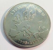 Jeton L'Europe des 15