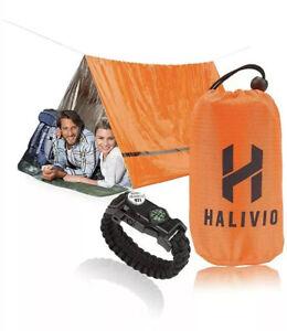 Emergency Tent/Emergency Blanket for Emergency Shelter- Survival Tent Bivy