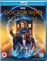 Doctor Who: Resolution Blu-ray (2019) Jodie Whittaker cert 12 ***NEW***