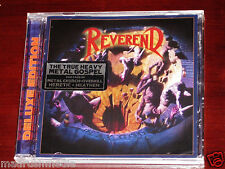 REVEREND: Play Dieu - EDITION DELUXE CD 2014 CHANSONS Extras effet dive066 NEUF