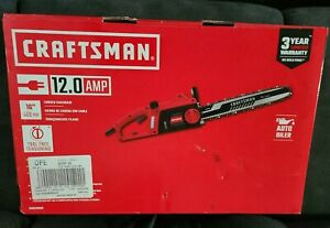 Craftsman 16 in. 12.0 amp  Electric Chainsaw NEW/SEALED