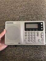 Grundig YB 400 PE World Receiver  AM FM Short Medium Long Wave in Box
