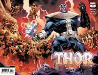 Thor #6 2020 MARVEL Comics 2nd Printing Nic Klein Wraparound Variant Cover NM