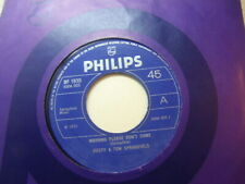 "Dusty & Tom Springfield – Morning Please Don't Come 1970 7"" Philips BF 1835"