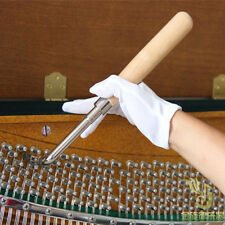 Piano tool of tuning hammer(straight bar/soft maple handle)