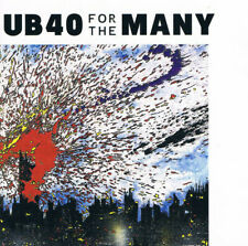 Ub40 for The Many CD - Release March 2019