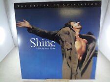 Shine - The Criterion Collection #335 - Laserdisc LD CC1486L