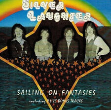 "Silver Laughter:  ""Sailing On Fantasies""  + 8 bonustracks  (CD Reissue)"