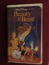 Disney Beauty and the Beast, Classics , OVP , Black Diamond , Rare , selten