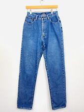 Vintage Jeanswest Mom Denim Jeans 90s Straight Leg High Waist Size 12 fit Size 8