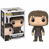 Pop! Funko Num 52 Game of Thrones GOT Bran Stark Vinyl Figure Serie Tv