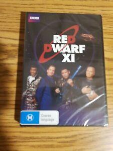 Red Dwarf XI 11 DVD Region 4 NEW