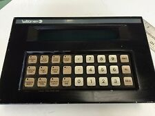USED WAGNER TELEMECANIQUE XBT-A72101 COMPACT TERMINAL , Z100