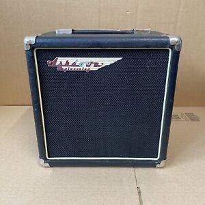 Ashdown Tourbus 15 watt Bass Practice Amp