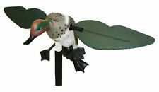 Mojo Green Winged Teal Spinning Wing Motorized Duck Decoy Magnetic Wings Hunting