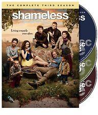 SHAMELESS US Version Season 3 DVD R4 TV Series New & Sealed