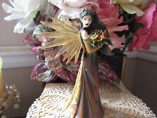 Jessica Galbreth Summer Dreams Fairy Figurine by Munro makers of Faerie Glen NEW
