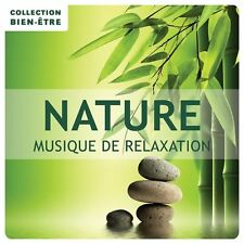 CD De La Naturaleza-Musique De Relajación-Georges Schmitt/Importación