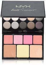 NYX Butt Naked Makeup Palette, 15 Eyeshadow; 4 Blusher; 1 Bronzer; 2 Illuminator