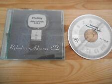 CD POP Mutiny-Aftershock (10) canzone PROMO Rykodisc
