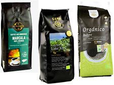 BIO Gourmet Rarität Kaffee ganze Bohnen langzeitgeröstet 3x 250g Fair Trade