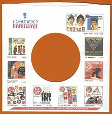 CAMEO PARKWAY REPRODUCTION RECORD COMPANY SLEEVES - (pack of 10)