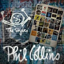 PHIL COLLINS - THE SINGLES * NEW CD
